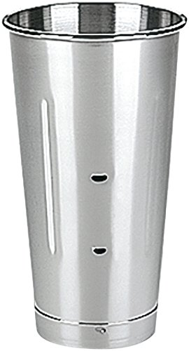 Waring CAC20 28 Ounce Stainless Steel Malt Cup