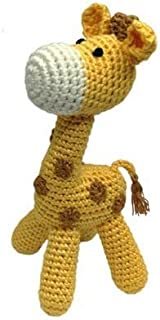 organic giraffe toy