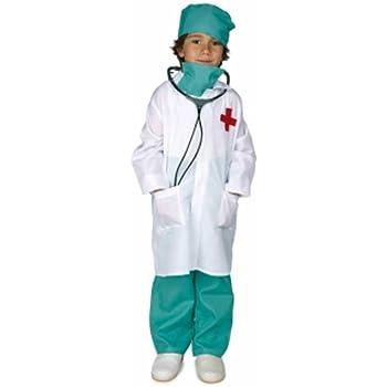 Disfraz infantil niño medico - talla 8 - 10 años: Amazon.es ...