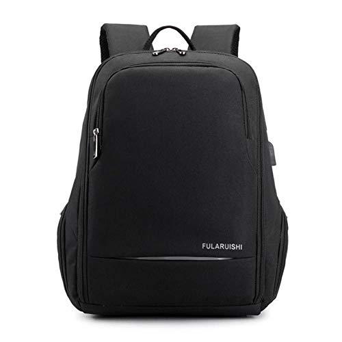 Erfhj Backpack reistas voor heren, waterdicht, voor computer