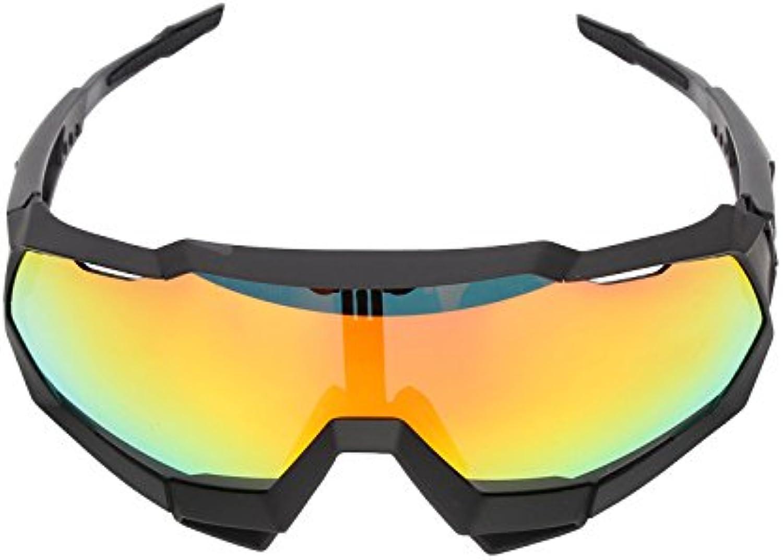 Aili Polarisierte Sonnenbrille UV-Schutz Multifunktional Multifunktional Multifunktional Sport Sonnenbrille 3 Wechselbare Linsen,B B07F6G9LP8  Das hochwertigste Material 25c789