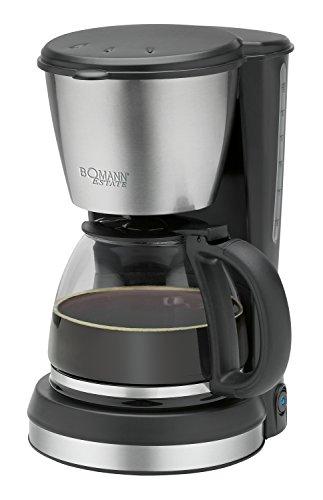 Bomann KA1369CB Kaffeeautomat, schwarz
