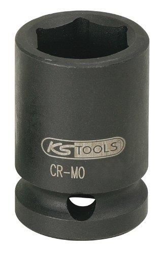 """KS Tools 515.1026 1/2"""" Sechskant-Kraft-Stecknuss, kurz, 26mm"""
