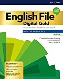 English file. Digital gold. B1-B1+. Student's book & workbook with key. Per il triennio delle Scuole superiori. Con e-book. Con espansione online