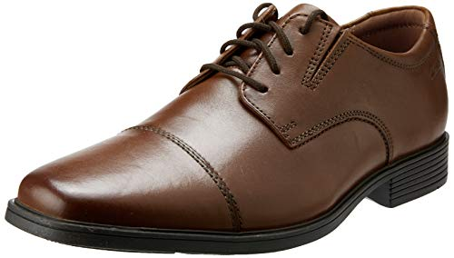 Clarks Bostonian Gellar Wingtip Shoes - Leather (for Men)