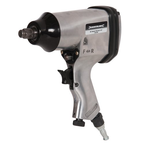 Silverline Air Impact Wrench 13mm (1/2')