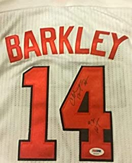 Rare Charles Barkley Autographed Signed Usa 92 Dream Team Basketball Jersey (Size XL) PSA/DNA Proof