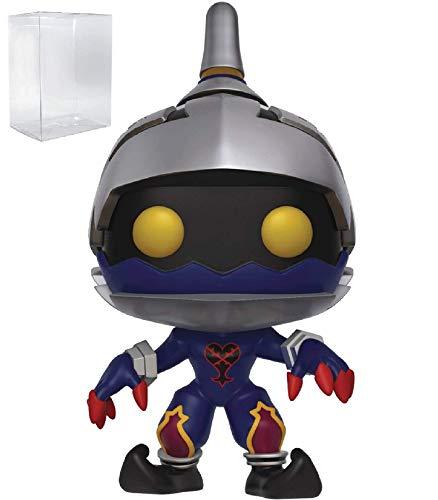 Disney: Kingdom Hearts 3 – Soldado sin corazón Funko Pop! Figura de vinilo (incluye funda protectora compatible con Pop Box)