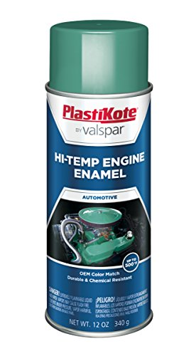 PlastiKote 225 Alpine Green Engine Enamel, 12 oz.