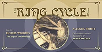 Cards The Ring Cycle Tarot Book