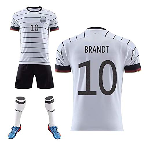WWLONG Zomer Voetbal Uniform 16# RUDIGERFor11# Reus Voetbal Sportkleding, Volwassen Kinderen Trainingspak