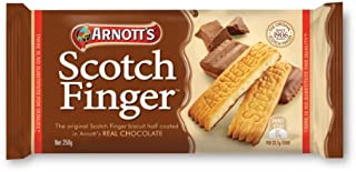 Arnott's Chocolate Coated Scotch Fingers (250g) Made in Australia