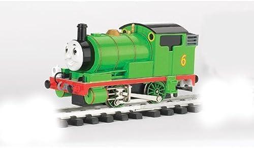 caliente Bachmann Thomas & Friends - Percy with Moving Moving Moving Eyes - Large  G  Scale Locomotive by Bachmann Trains  orden ahora con gran descuento y entrega gratuita