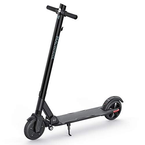 Macwheel Electric Scooter, 17miles Long Range Battery, Up to 15.5mph, 8' Non-Pneumatic Tires,...