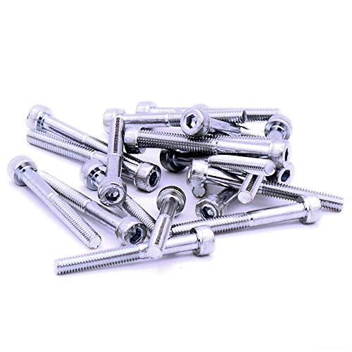 Pozi T/ête Vis /à t/ête frais/ée Boulons en acier M4/ 4/MM X 40/mm lot de 20
