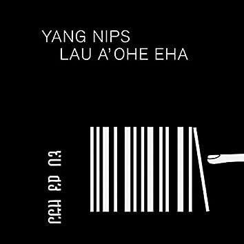 Lau Aʻohe eha
