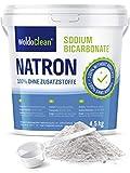 WoldoClean Bicarbonato di Sodio purissimo 4.5kg - la qualità degli Alimenti