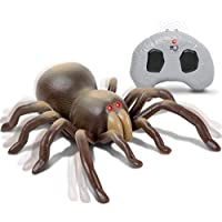 Discovery RC Moving Tarantula Spider, Wireless Remote Control Toy