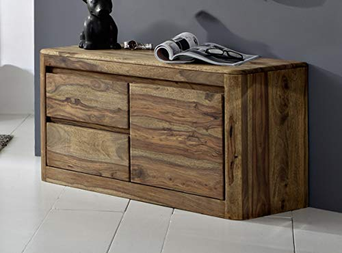 Main Möbel Kommode 100x51cm Indian Sunset Sheesham