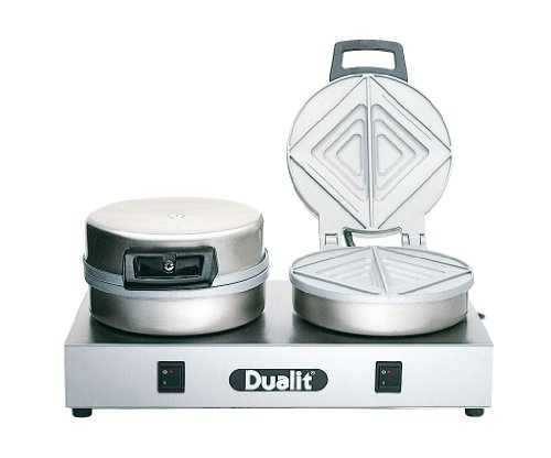 Dualit 73001 - Tostadora (1600 W), acero