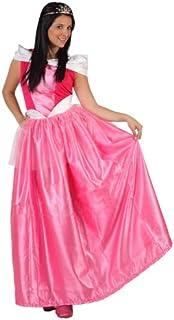 Atosa-7560 Disfraz Princesa de Cuento, color rosa, M-L (7560)