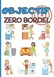 Objectif zero bordel: Planning des taches enfants | Organiser ses tâches ménagères avec vos enfants | 52 semaines | 2 pages par semaine | format pratique