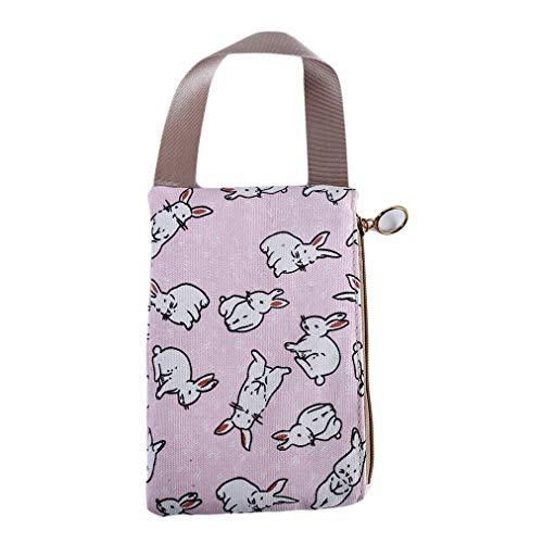 Sevenfly Damenbinde Packung Aufbewahrungstasche Saugfähige Kissen Serviette Windel Taschen Geldbörse, Farbe 3