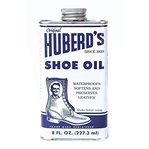 Huberd Shoe Oil - 8 Ounces
