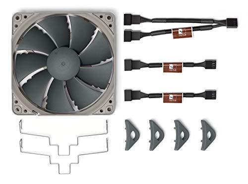 Noctua NA-FK1 redux, Kit de Actualización de Segundo Ventilador para el Disipador de CPU NH-U12S redux