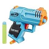 NERF Fortnite Micro HC-R Microshots Dart-Firing Toy Blaster & 2 Official Elite Darts for Kids, Teens, Adults