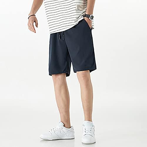 SOUT Pantalones de Playa Verano, Pantalones Deportivos Casuales para Hombres, Pantalones Cortos de Cinco Puntos, adecuados para el Ocio y los Deportes.(SG,Ejercito Verde)