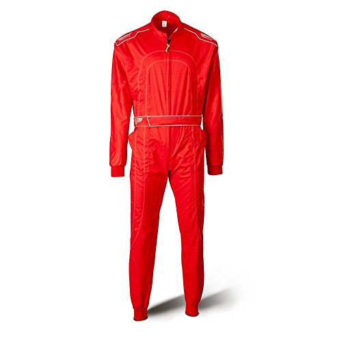 Speed Kartoverall Rot - Daytona Modell 2018 - Karting Suit (L)