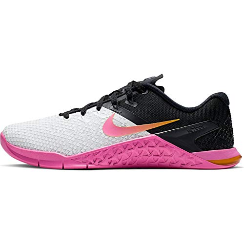 10 Best Weightlifting Shoes For Women (Reviews & Buyer's Guide) - Nike Women's WMNS Metcon 3 Trainers