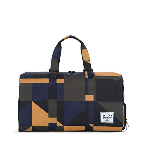 Herschel Novel Duffel Bag, Arrowwood Frontier Geo, Classic 42.5L