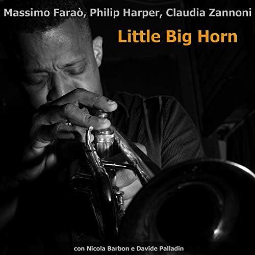 Massimo Faraò, Philip Harper & Claudia Zannoni feat. Davide Palladin & Nicola Barbon