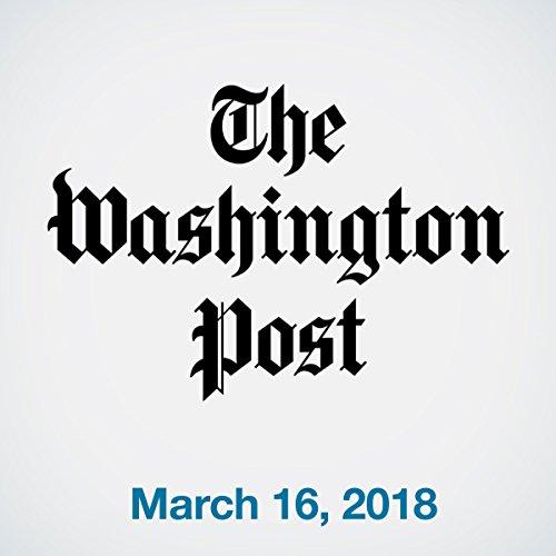 March 16, 2018 copertina
