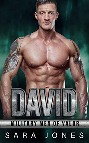 David: Military Men of Valor Book 4 (English Edition)