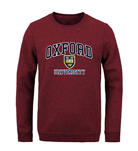 Oxford University Official Licensed Applique Sweatshirt
