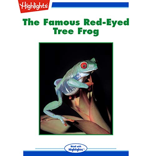 The Famous Red-Eyed Tree Frog cover art