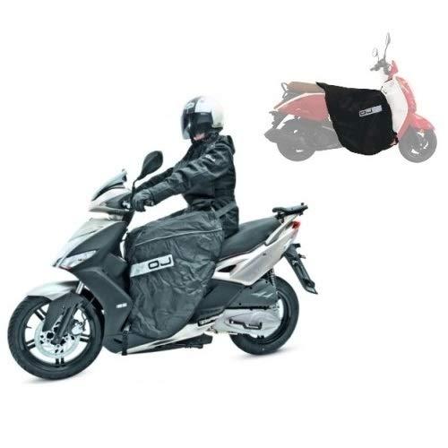 pour Yamaha X Max 400 Couverture Thermique DE Porter OJ C002 Fast À l'eau Couvre-Jambes pour Scooter Universelle 100% Etanche