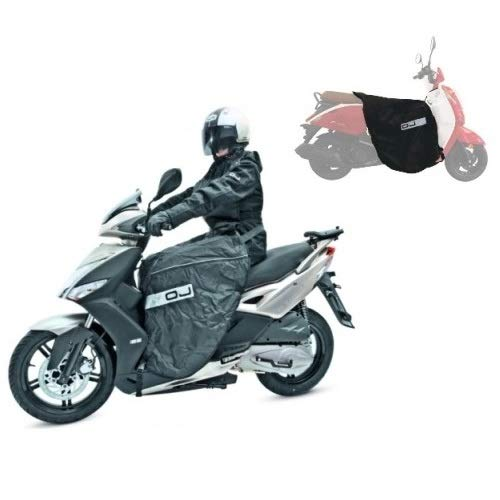 ASPES Vega Hybrid 50 thermodeken om te dragen OJ C002 Fast water beendeken voor scooter, universeel, 100% waterdicht