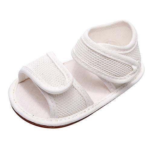 YWLINK Zapatos De Cuna Sandalias Antideslizantes De Verano