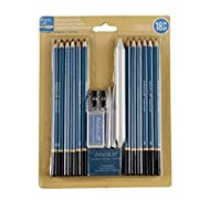 Artists Loft Fundamentals Sketching & Drawing Set