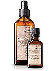 NASHI ARGAN - OLIO per capelli all'argan ammorbidente lucidante per capelli setosi e brillanti - 30ml