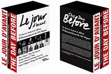 Coffret DVD Le Jour d'avant