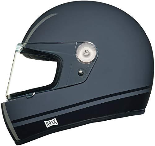 Nexx X.G100R Rumble Helm Grau M (57/58)