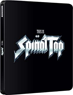 This is Spinal Tap UK Limited Blu-Ray Steelbook Edition Region B