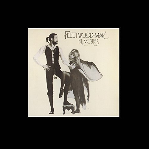 Stick It On Your Wall Fleetwood Mac – Rumors – Albumcover Mini-Poster – 30 x 30 cm