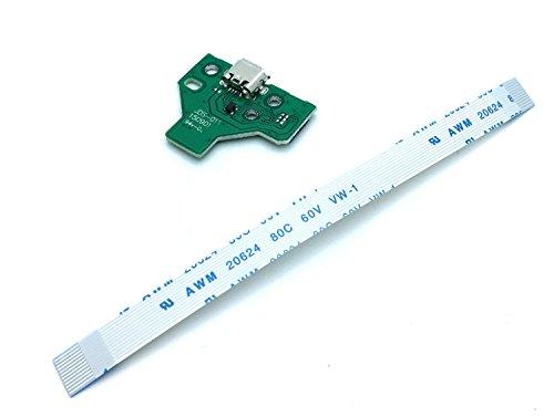 USB Ladeanschluss Buchsenleiste JDS 011 fur Sony PS4 Controller 12 Pin Kabel