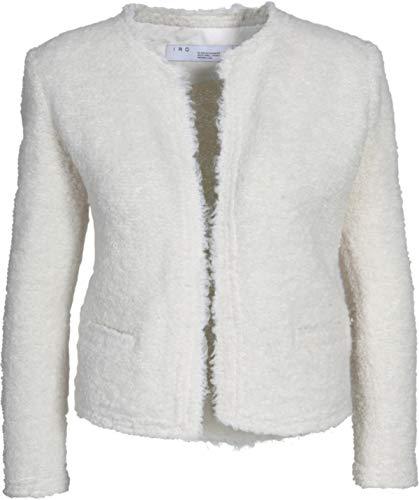 IRO Damen Blazer Mama in Creme-Weiß 42 FR/L